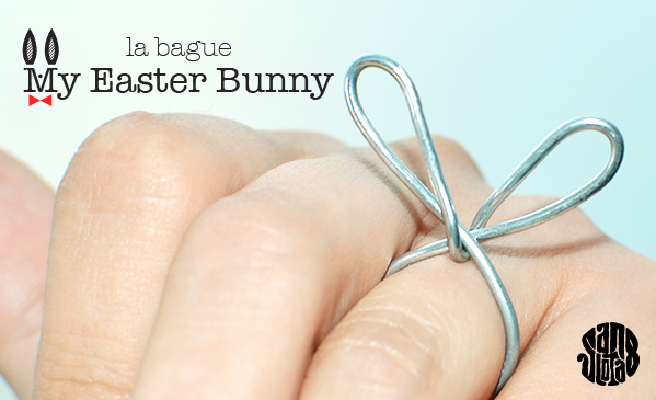 DIY La Bague My Easter Bunny (Free Printable)