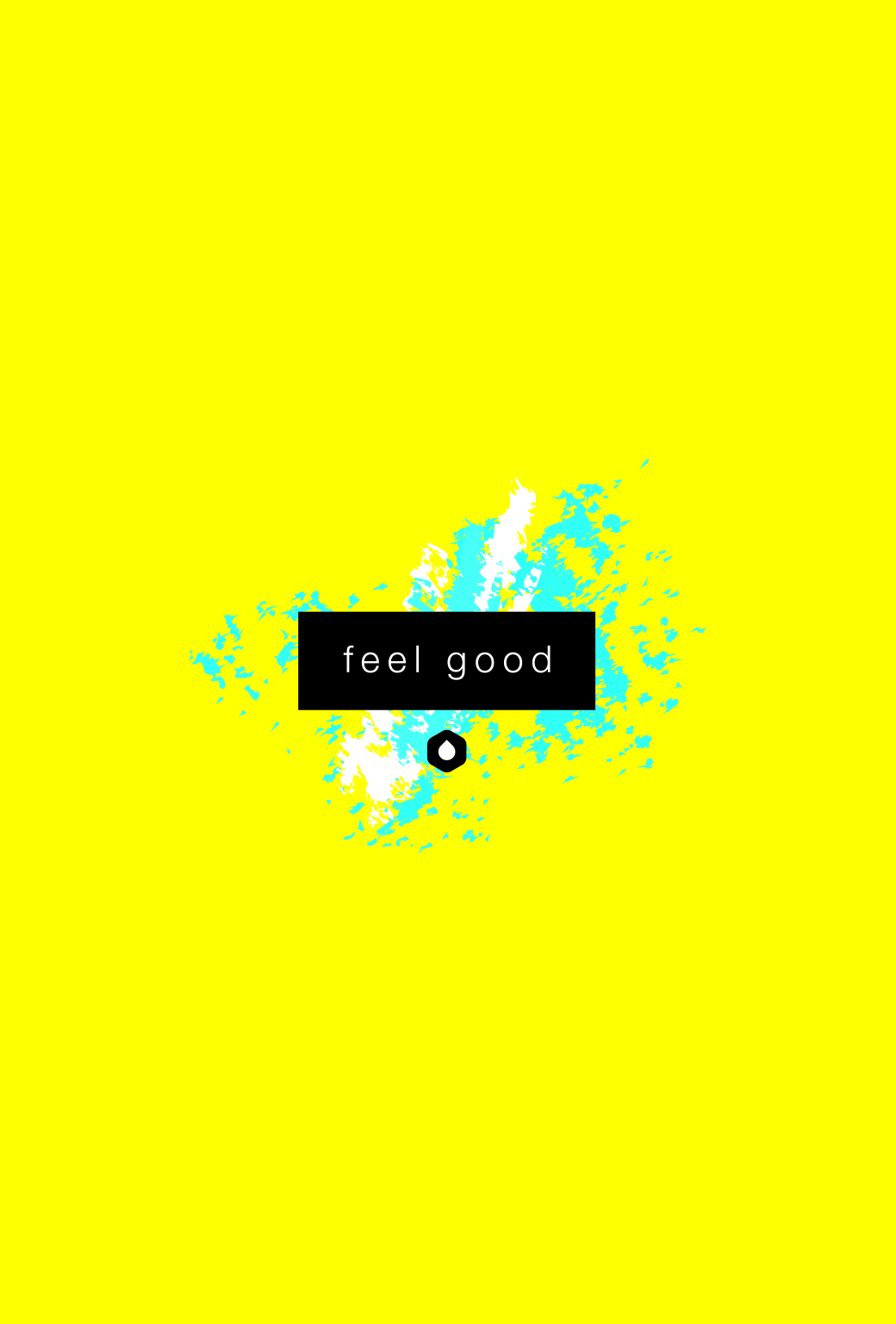 Wallpaper-FeelGood-iPhone5