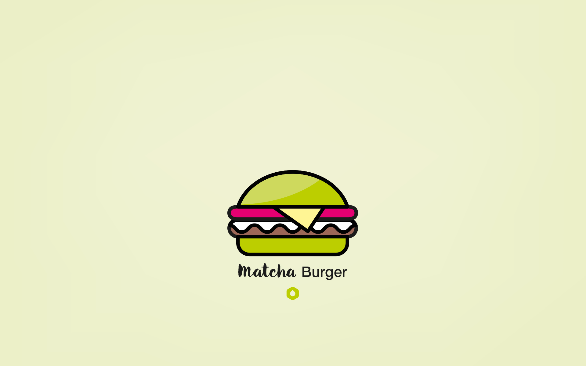 Wallpaper Pick Your Burger - DesktopHD - Matcha